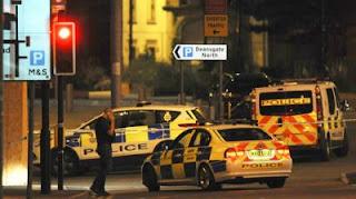 Χρυσή Αυγή - Για την τρομοκρατική επίθεση στο Μάντσεστερ