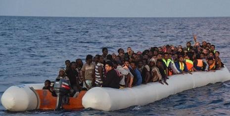 France Plans Asylum 'Hotspots' In Libya