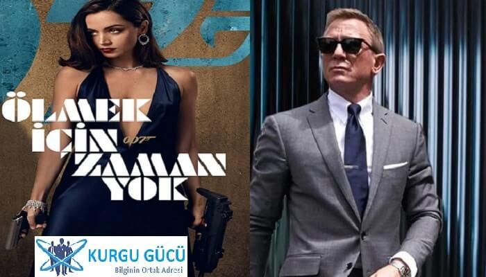 Ölmek İçin Zaman Yok - No Time To Die: Bond 5 Film İncelemesi - Kurgu Gücü