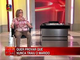 Maquina da verdade Fatima Lopes