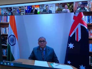 Australia-India Water Centre Inaugurated