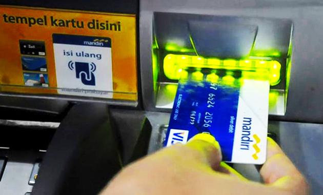 Cara Mengambil Uang di ATM Mandiri dengan Mudah