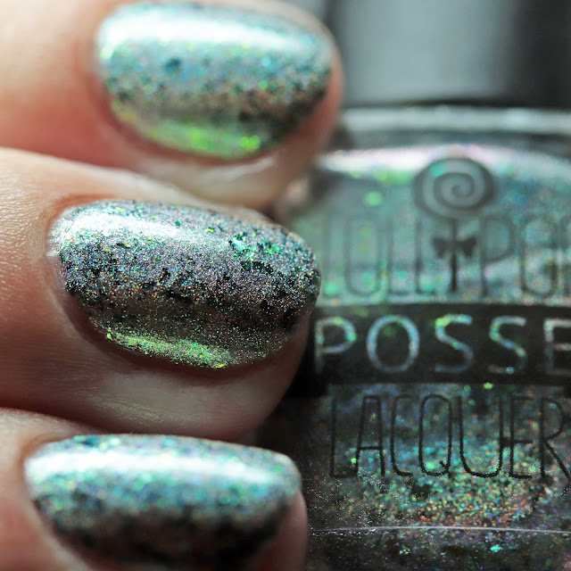 Lollipop Posse Lacquer Walking with a Ghost