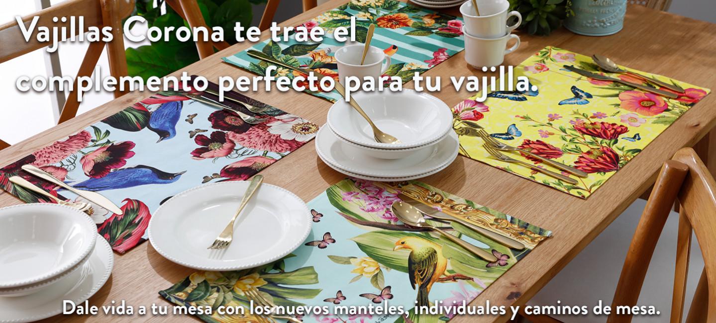https://www.notasrosas.comVajillas Corona y Cristar se fusionan para innovar el arte de decorar en las mesas de cada hogar