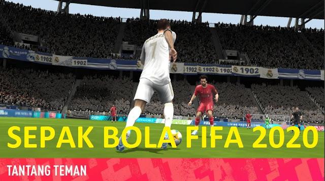 sepak bola fifa 2020