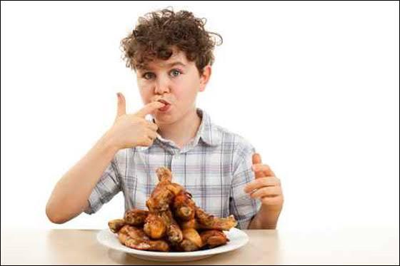 اكل الدجاج في المنام