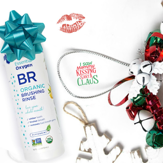 Essentials oxygen Organic Brushing Rinse review by barbies beauty bits