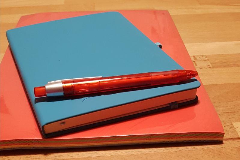 Notizbuch, Bullet Journal oder Wochenplaner?