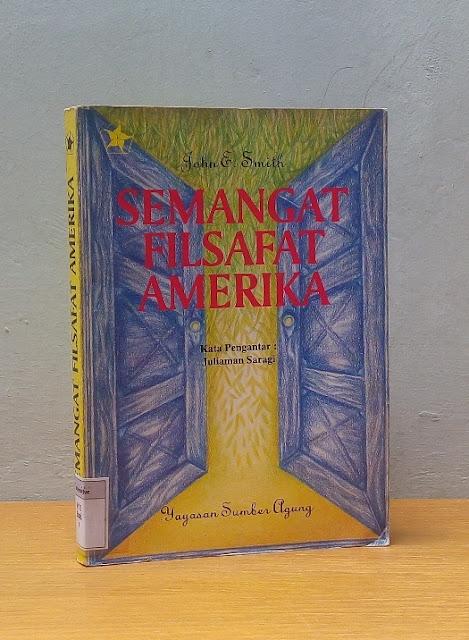 SEMANGAT FILSAFAT AMERIKA, John E. Smith