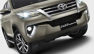 Kelebihan Sistem Penggerak Toyota Fortuner
