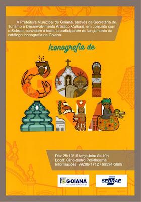 Sebrae lança catálogo iconográfico de Goiana