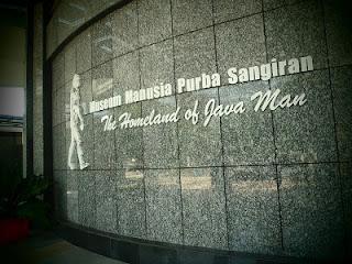 tempat wisata di jawa tengah museum sangiran