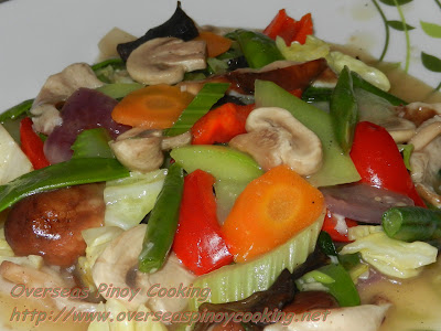 Vegetable Vegetable Chopsuey, Vegetarian Chop SueyChop Suey