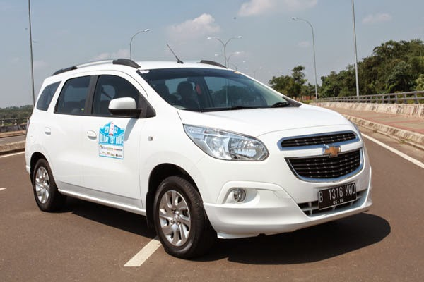 Modifikasi Mobil Chevrolet Spin Konsep 2019