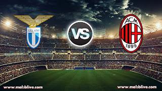 مشاهدة مباراة ميلان ولاتسيو بث مباشر اليوم بتاريخ 28-01-2018 الدوري الايطالي