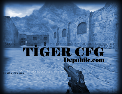 Counter Strike 1.6 Tiger Aimbot CFG + Dll İndir Her Sever 2020