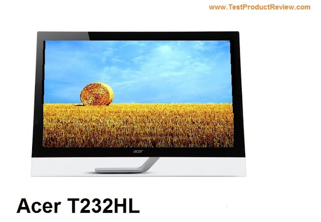 Acer T232HL bmidz 23-inch Full HD LED monitor review