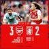 Football Highlights: Arsenal 3 - 2 Aston Villa (English Premier League) Highlight 19/20