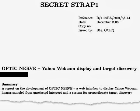 NSA Optic Nerve Webcam hacking