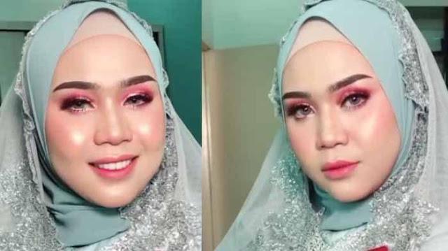 Viral Pengantin Wanita Gagal Jadi Istri padahal Sudah Make Up dan Bersiap untuk Lakukan Akad