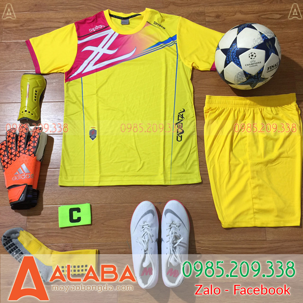 Áo bóng đá chất lượng tốt giá rẻ