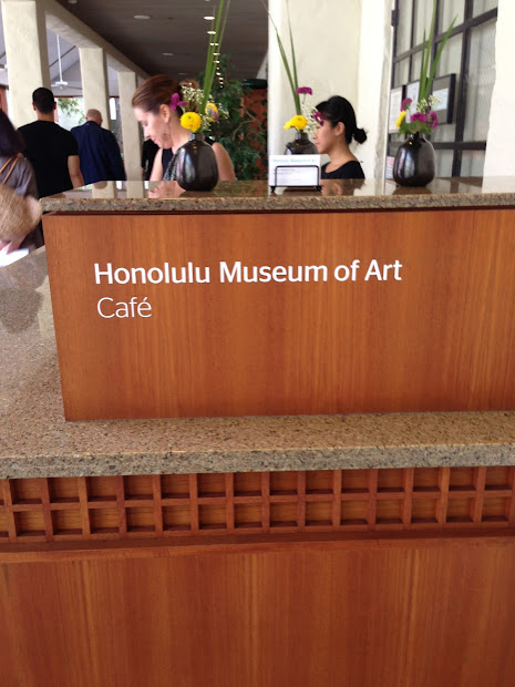 Hawaii Honolulu Museum of Art