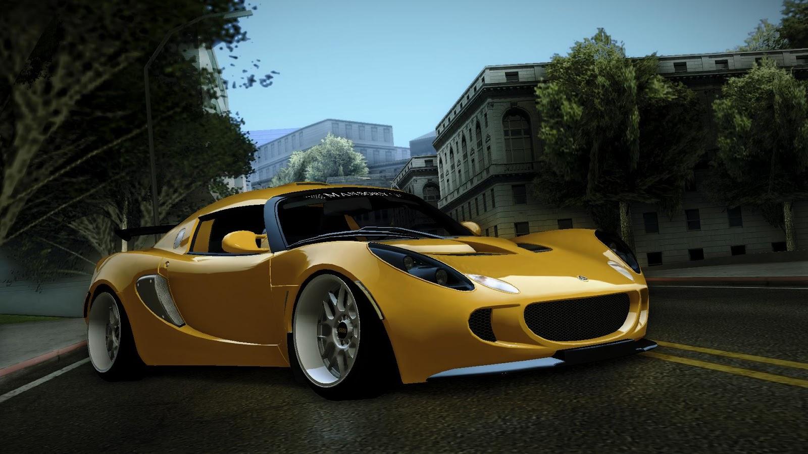 Autos Media: Lotus Exige Track Car