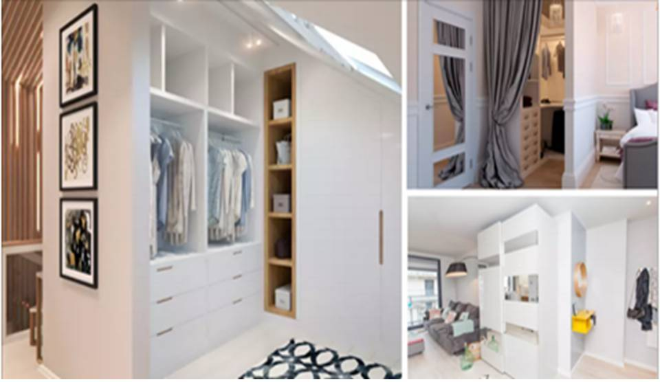 Creative closets ideas for small spaces will amaze you - Closets for small spaces ...