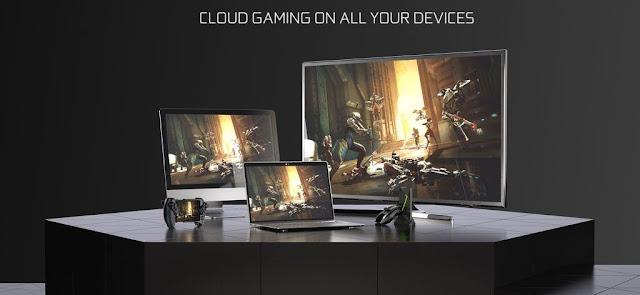 Teknologi Game Berbasis Cloud Sudah dimulai!