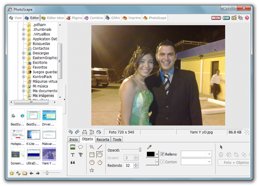 photoshop scape