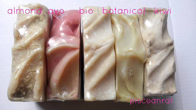 leiania house of beauty Prime Castile Bars