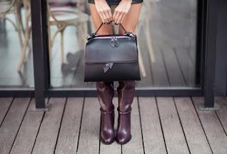 Sepatu bots wanita