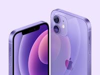 Nuovo colore viola per iPhone 12 e iPhone 12 mini