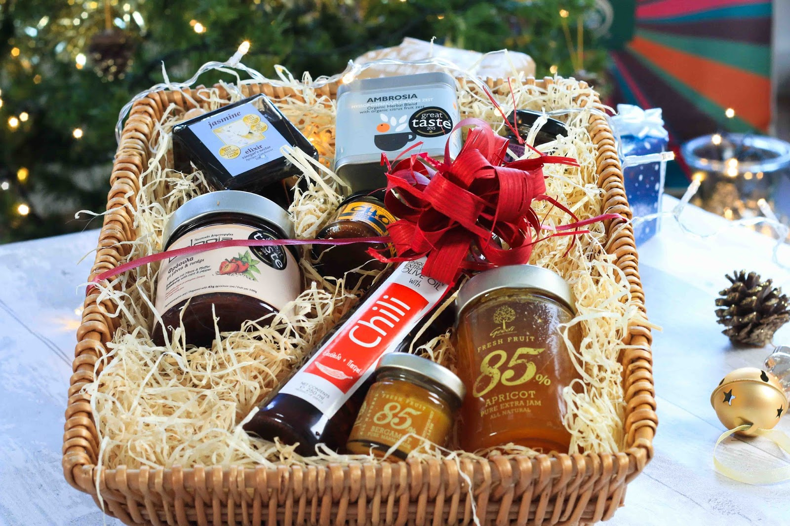 Good Christmas Food Hamper