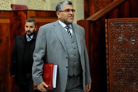 """الرميد: """"أمنستي"""" تتمادى في الإساءة .. والمغرب ليس """"نظام القذافي"""""""