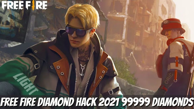 Free Fire Diamond HACK [App 2021] 99999 Diamonds Generator