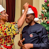 VP Yemi Osinbajo And His Wife In Lovely Christmas Photoshoot (pics)