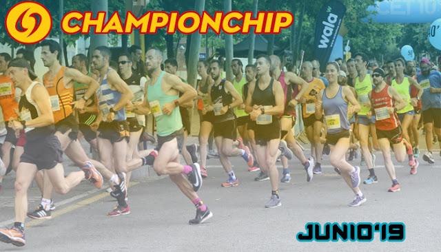 Lliga Championchip 2019 - Junio