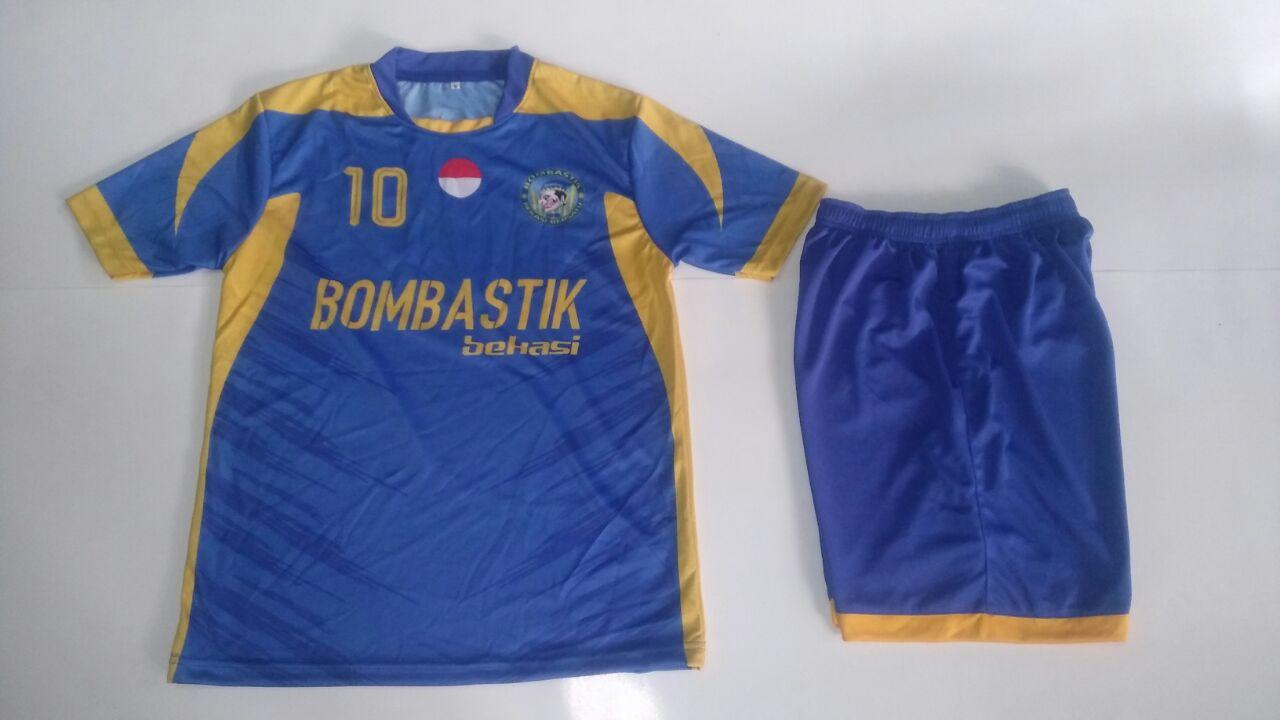 Konveksi Jersey Futsal Bandung By