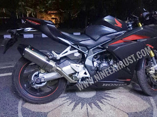 knalpot all new cbr 250rr knalpot knalpot original