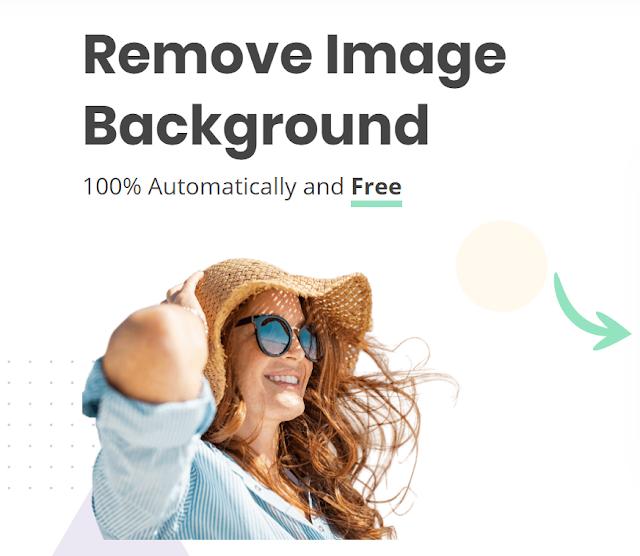 Cara menghapus background pada gambar tanpa photoshop