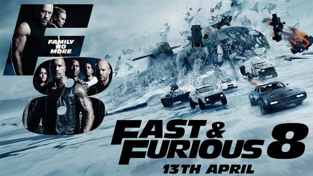 Fast And Furious 8: The Fate of The Furious (2017) English Movie [ 720p + 1080p ] BluRay Download