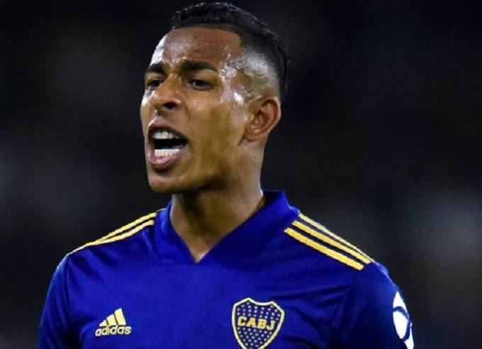 Boca Juniors aún está en mora con DEPORTES TOLIMA por el tema de Sebastián Villa