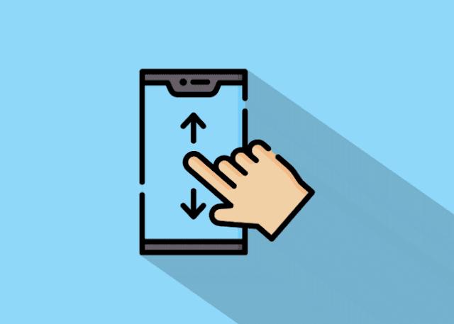 Cara Design Tampilan Scrollbar Di Blog