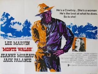 Póster de la película 'Monte Walsh'