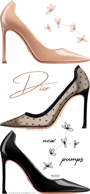Dior pumps #brilliantluxury