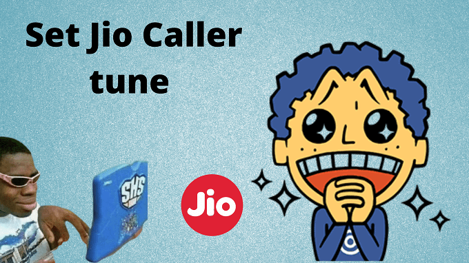 How to set jio Caller tune in free