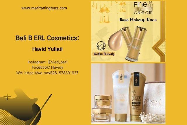 di mana beli B ERL Cosmetics