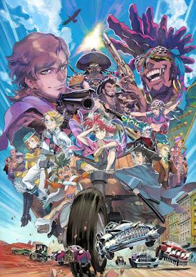 Anime: Appare-Ranman, el próximo proyecto animado de P.A.Works