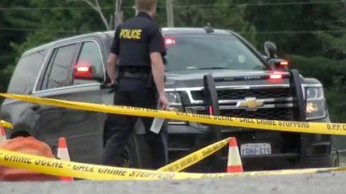 Pria Kanada Tolak Pakai Masker Tewas Ditembak Polisi